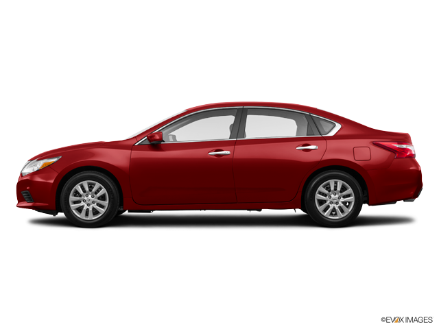 2016 Nissan Altima 2.5   West Covina, CA, Cayenne Red (Red), Front Wheel