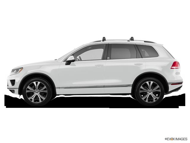 2017 Volkswagen Touareg V6 Wolfsburg | Sioux Falls, SD, Pure White (White), All Wheel