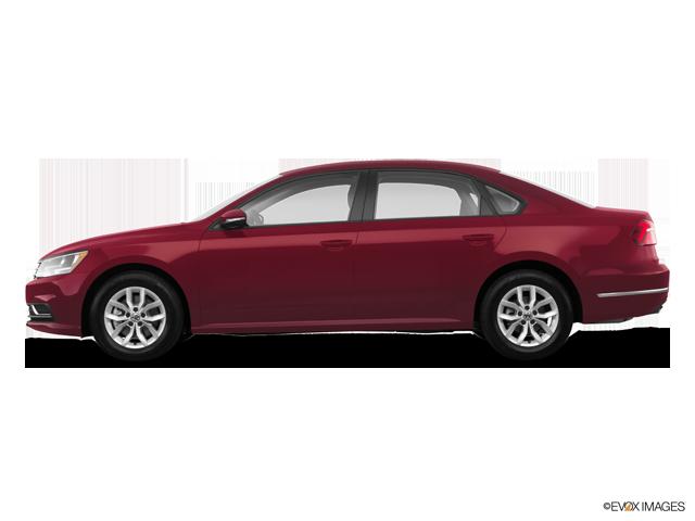 2018 Volkswagen Passat 2.0T S | Irving, TX, Fortana Red Metallic (Red & Orange), Front Wheel