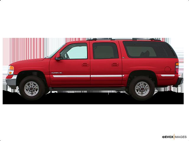 2002 GMC Yukon XL 1500 SLT, Garnet Red Metallic (Red & Orange), 4 Wheel