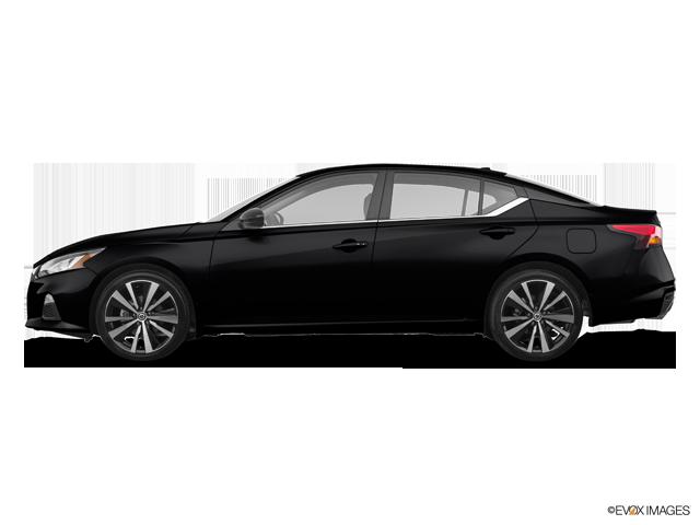 2019 Nissan Altima 2.5 SR   Sioux Falls, SD, Super Black (Black), All Wheel