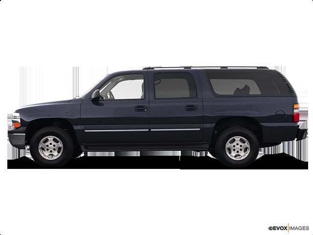 2004 Chevrolet Suburban 1500 LT, Dark Blue Metallic (Blue), 4 Wheel