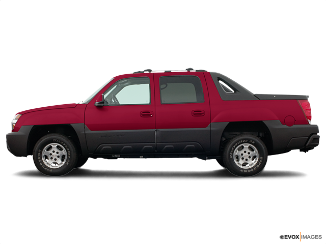 2004 Chevrolet Avalanche 1500 | Lansing, MI, Sport Red Metallic (Red & Orange), 4 Wheel