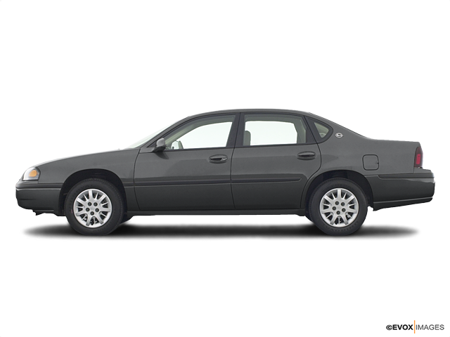 2004 Chevrolet Impala Base | Brandon, SD, Medium Gray (Gray), Front Wheel