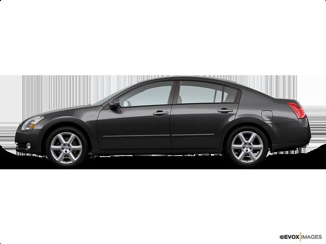 2006 Nissan Maxima 3.5 SE, Liquid Silver Metallic (Silver), Front Wheel