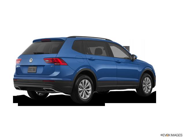 2018 Volkswagen Tiguan 2.0T S 4Motion | Sioux Falls, SD, Silk Blue Metallic (Blue), All Wheel