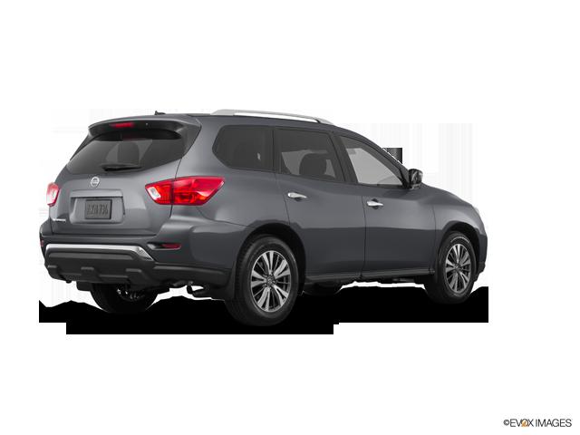 2019 Nissan Pathfinder SV   Sioux Falls, SD, Gun Metallic (Gray), 4X4