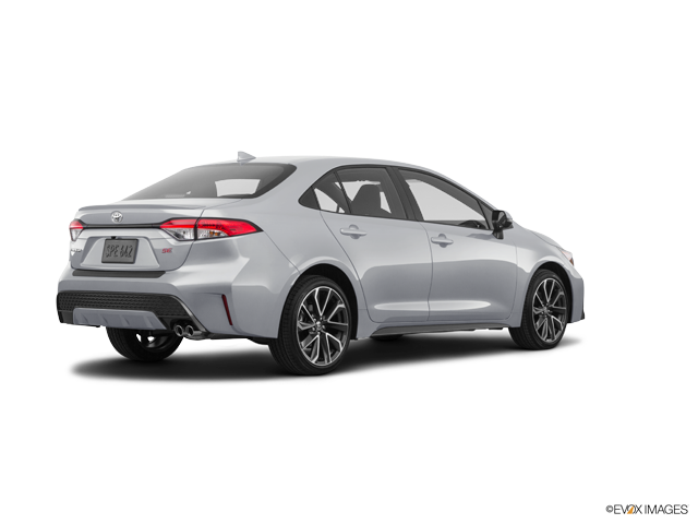 2020 Toyota Corolla SE | Sioux Falls, SD, Classic Silver Metallic (Silver), Front Wheel