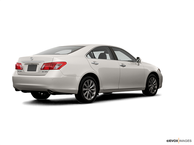 2007 Lexus ES 350 Base | Fargo, ND, Moon Shell Mica (White), Front Wheel