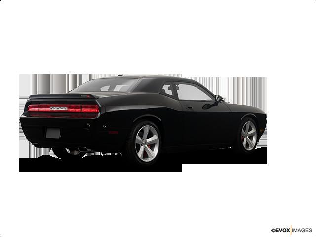 2008 Dodge Challenger SRT8 | Sioux Falls, SD, Brilliant Black Crystal Pearl Coat (Black), Rear Wheel