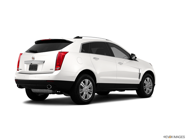 2012 Cadillac SRX Premium Collection | Sioux Falls, SD, Platinum Ice Tricoat (White), All Wheel