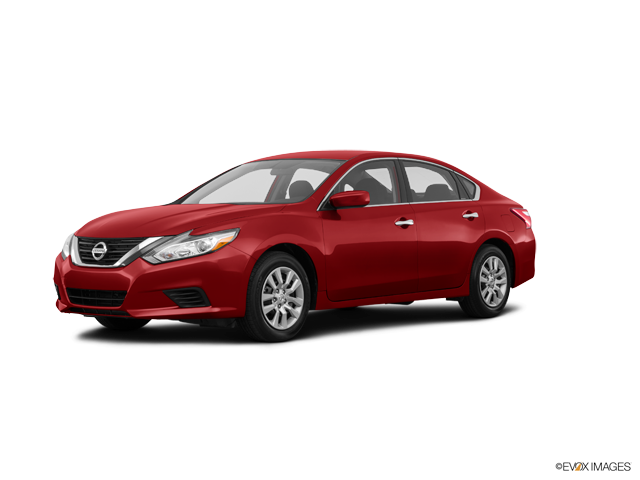 2016 Nissan Altima 2.5, Cayenne Red (Red), Front Wheel
