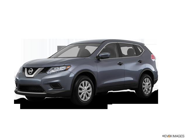 2016 Nissan Rogue S, Gun Metallic (Gray), All Wheel