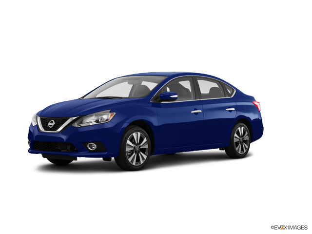 2016 Nissan Sentra SR, Deep Blue Pearl (Blue), Front Wheel