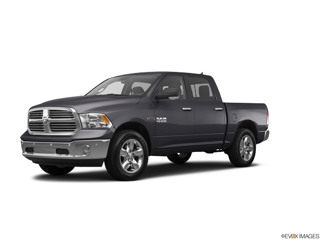2016 Ram Ram Pickup 1500 Big Horn, Granite Crystal Metallic Clear Coat (Gray), 4X4