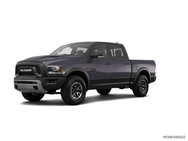 2017 Ram Ram Pickup 1500 Big Horn, Maximum Steel Metallic Clear Coat (Gray), 4x4