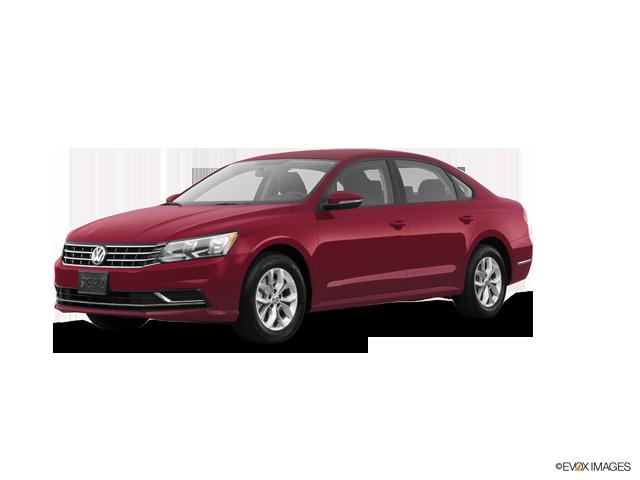 2018 Volkswagen Passat 2.0T S, Fortana Red Metallic (Red & Orange), Front Wheel