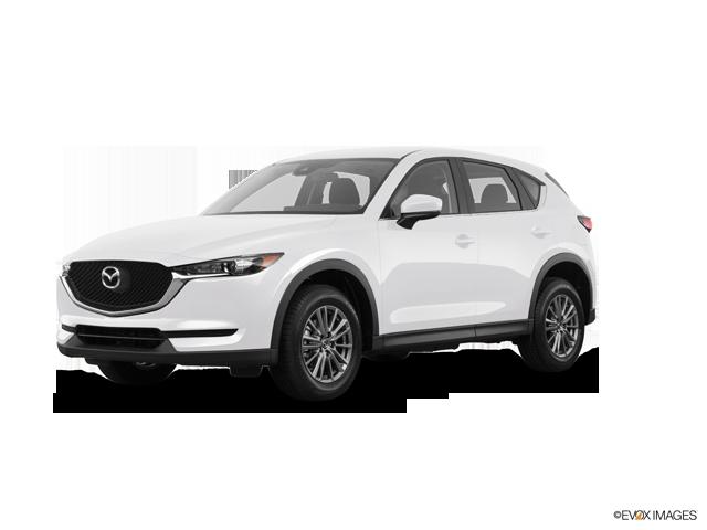 2018 Mazda CX-5 Touring, Snowflake White Pearl Mica (White), All Wheel