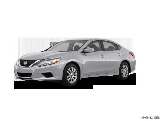 2018 Nissan Altima 2.5 S, Brilliant Silver (Silver), Front Wheel