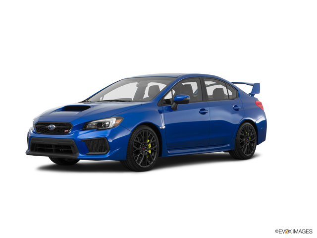 2019 Subaru WRX STI Limited   Sioux Falls, SD, WR Blue Pearl (Blue), All Wheel