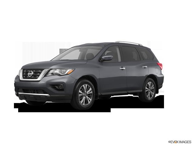 2019 Nissan Pathfinder SV, Gun Metallic (Gray), 4X4