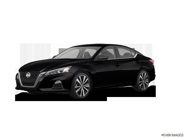 2019 Nissan Altima 2.5 SR, Super Black (Black), All Wheel