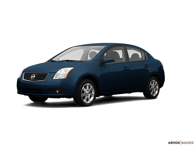 2007 Nissan Sentra 2.0 S, Blue Onyx (Blue), Front Wheel