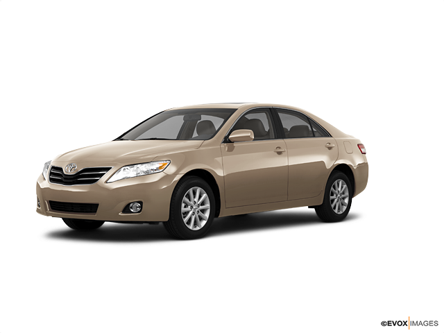 2011 Toyota Camry XLE, Sandy Beach Metallic (Brown & Beige), Front Wheel