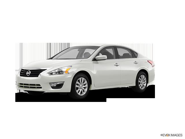 2013 Nissan Altima 2.5 SL, Pearl White (White), Front Wheel