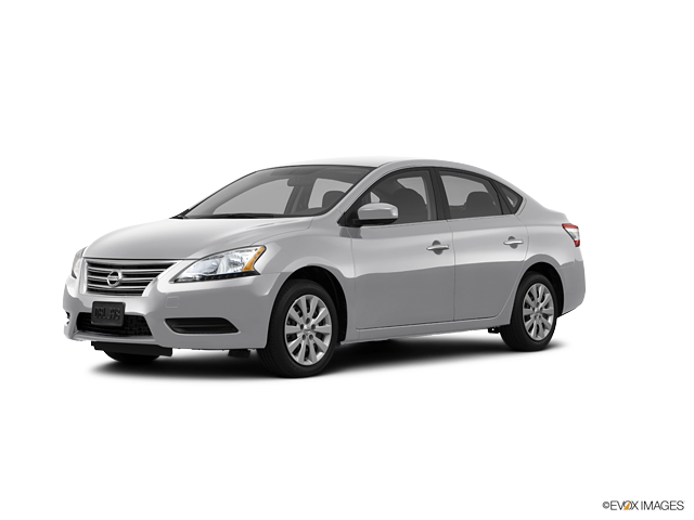 2013 Nissan Sentra S, Brilliant Silver (Silver), Front Wheel