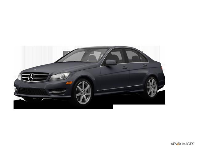 2014 Mercedes-Benz C-Class C 300 Sport 4MATIC, Steel Grey Metallic (Gray), All Wheel