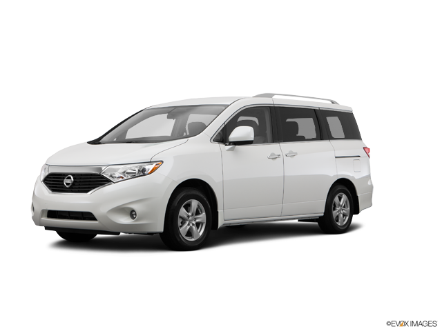 2014 Nissan Quest 3.5 S, Pearl White (White), Front Wheel