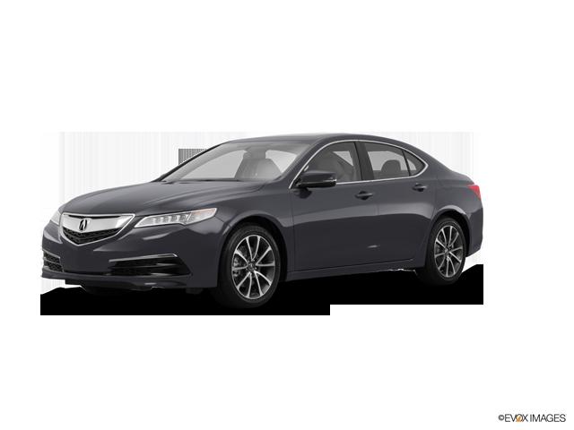 2015 Acura TLX V6   Camillus, NY, Graphite Luster Metallic (Gray), Front Wheel
