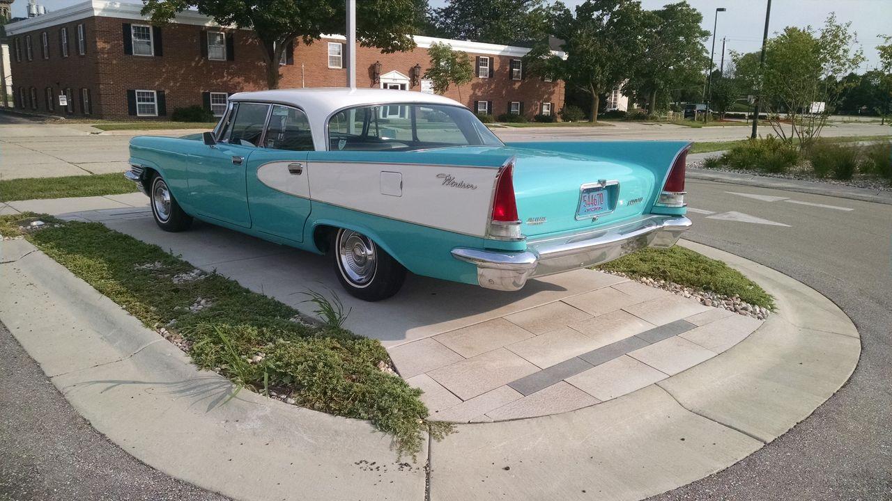 57 Chrysler Windsor