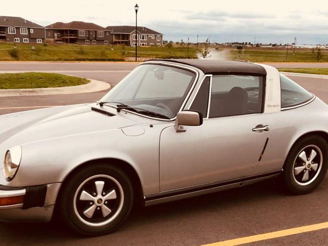 It's a Porsche!! ; )