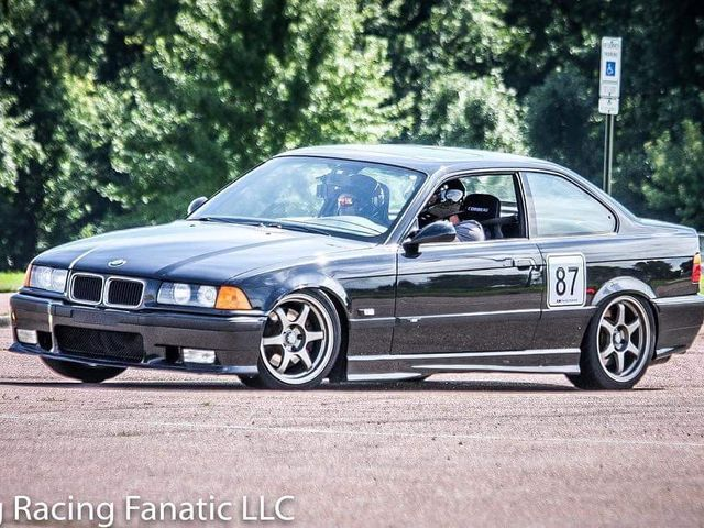 Spotted E36 BMW M3!