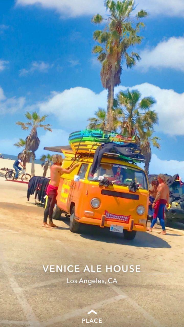 Beach vans ?
