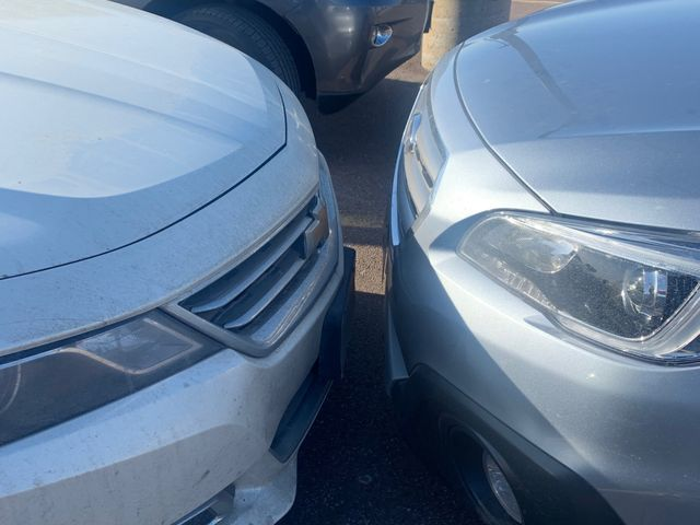 Close parking!