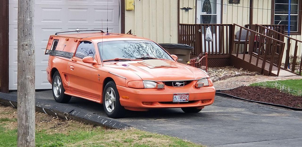 Mustang Truck?