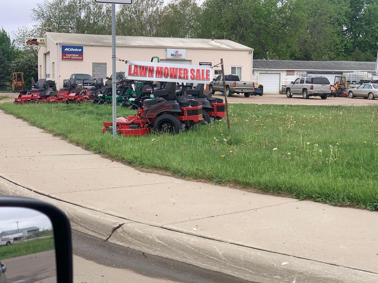 Needs Mowing!