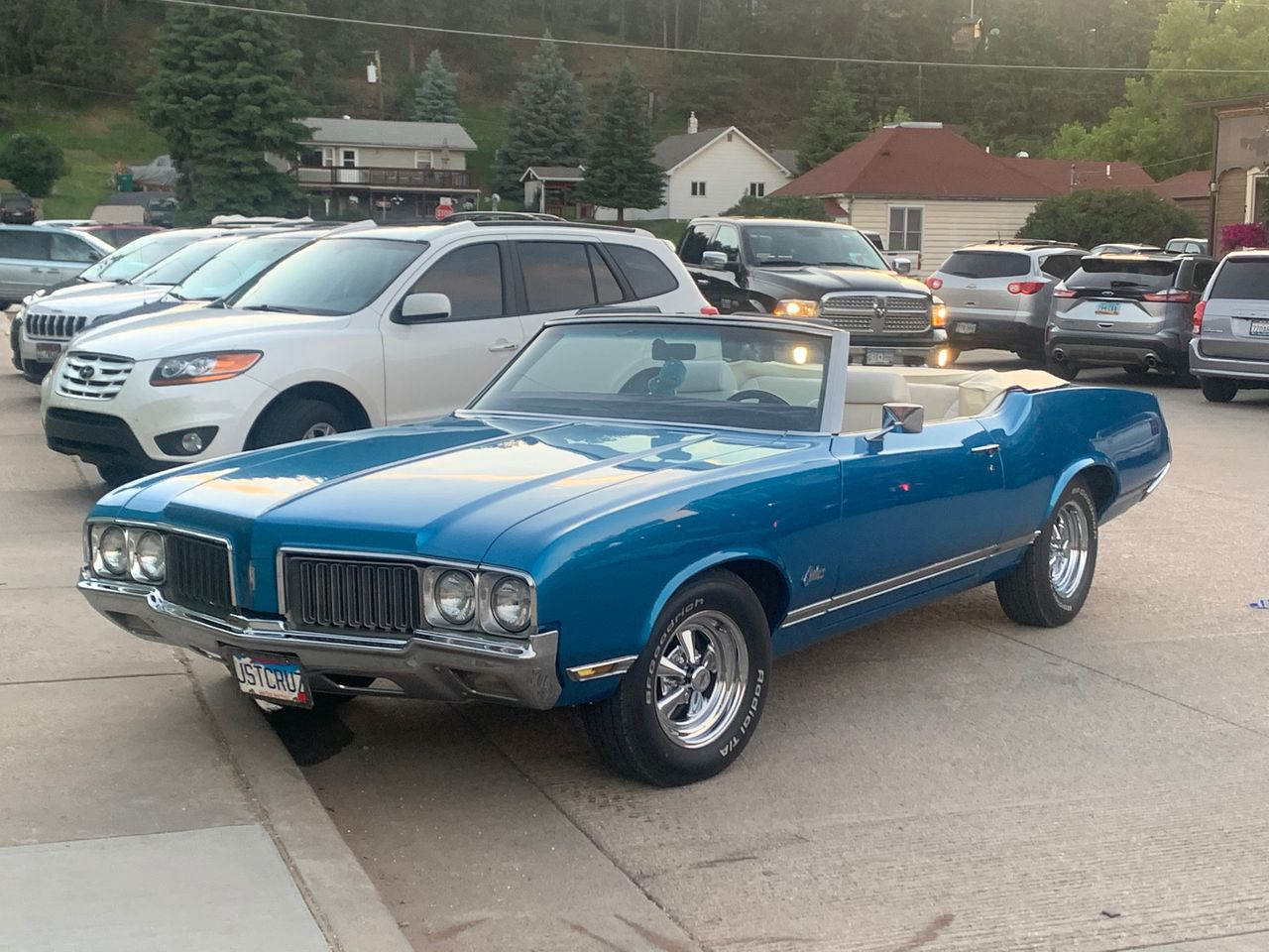 Olds Convertible