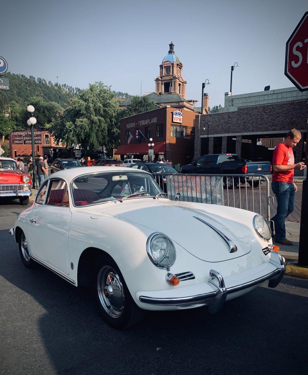 '62 Porsche 365