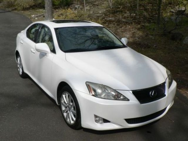 2007 Lexus IS 250 Base, Starfire Pearl (White), All Wheel