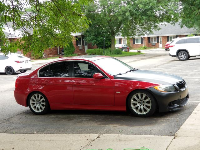 2007 BMW 3 Series, Crimson Red (Red & Orange)