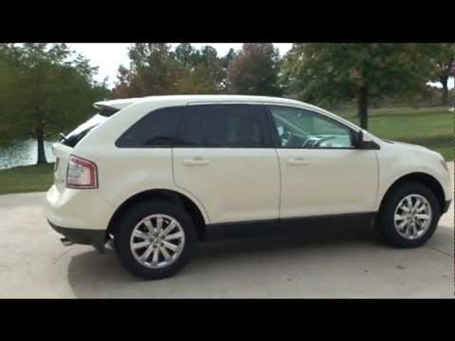 2009 Ford Edge SEL, White Suede Clearcoat (White), All Wheel
