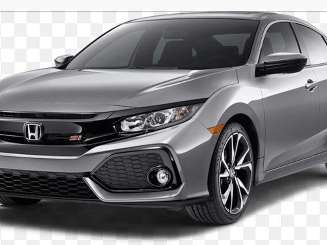 2018 Honda Civic, Sonic Gray Pearl (Gray), Front Wheel