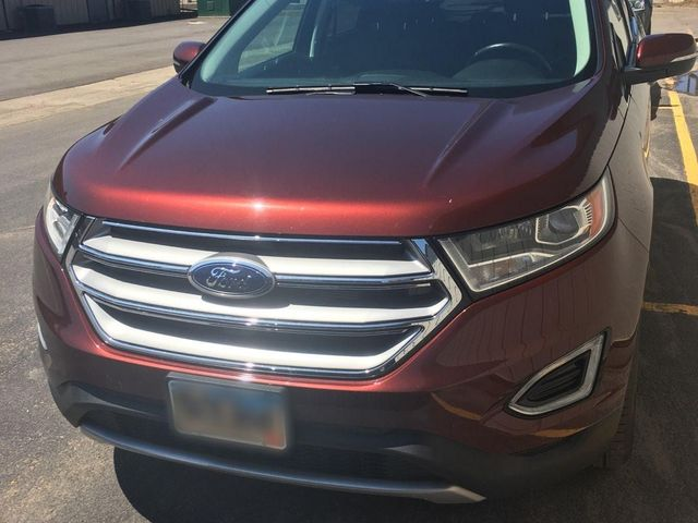 2016 Ford Edge, Bronze Fire Metallic Tinted Clearcoat (Red & Orange)