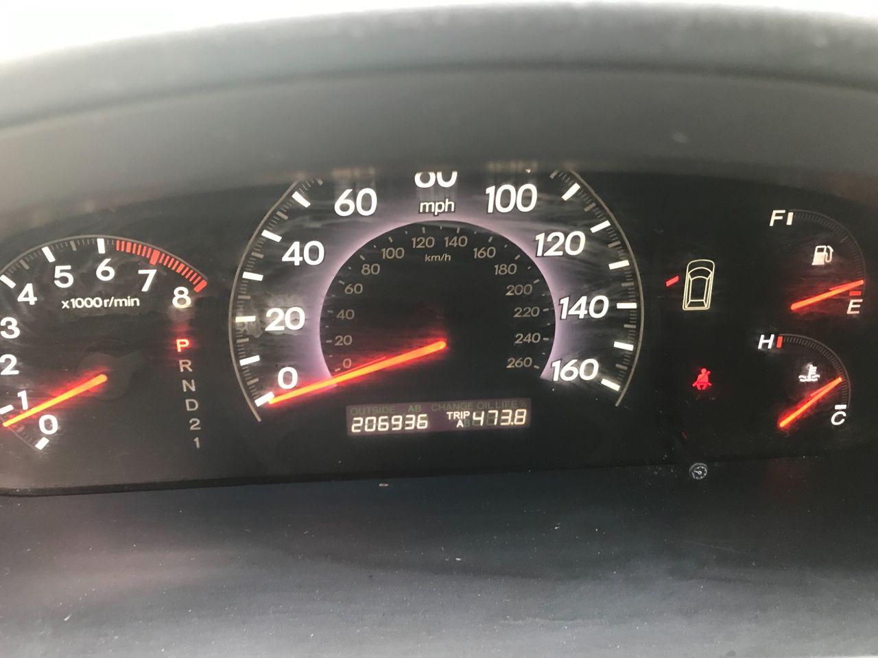2005 Honda Odyssey   Gap, PA, Midnight Blue Pearl (Blue), Front Wheel