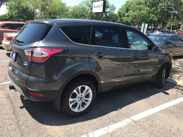 2017 Ford Escape, Magnetic (Gray)
