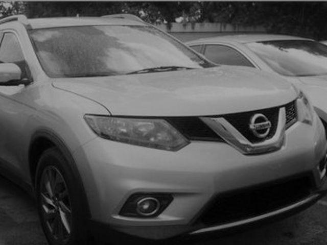 2014 Nissan Rogue, Brilliant Silver (Silver)